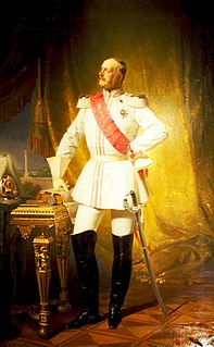 George V of Hanover King of Hanover