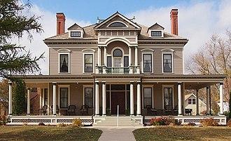 George D. Dayton House - Image: George D. Dayton House