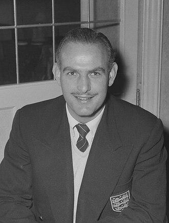 George Hardwick - Hardwick in 1956