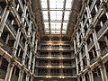 George Peabody Library, 17 E. Mount Vernon Place, Baltimore, MD 21202 (33748645603).jpg