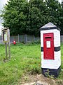 George V postbox, Guy's Marsh - geograph.org.uk - 906905.jpg