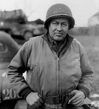 George Windle Read Jr. - General Read with the 6th Armored Division in World War II