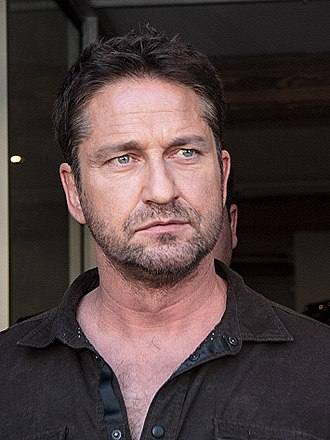 Gerard Butler - Butler at the 2016 Toronto International Film Festival