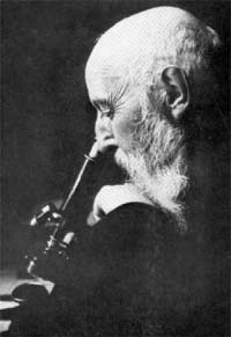 History of leprosy - G. H. A. Hansen, discoverer of M. leprae in 1873