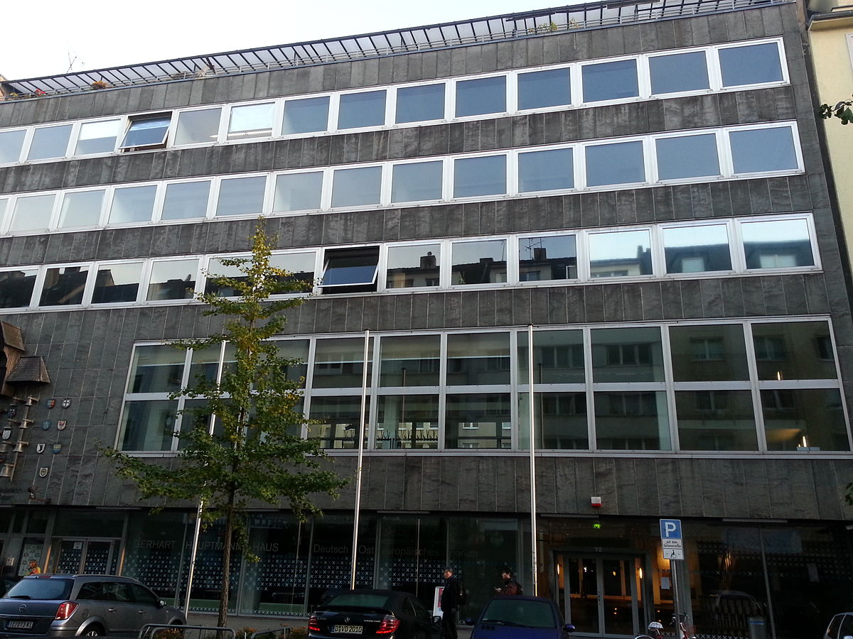 Gerhart Hauptmann Haus Dusseldorf Wikipedia
