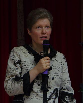 Eva Grebel - Eva Grebel in 2014