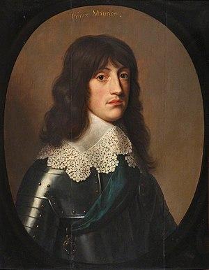Gerrit van Honthorst (c.1590-1592-1656) - Prince Charles Louis (1617–1680), Elector Palatine - 493056 - National Trust