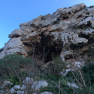 Għargħur - Ghargur main cave