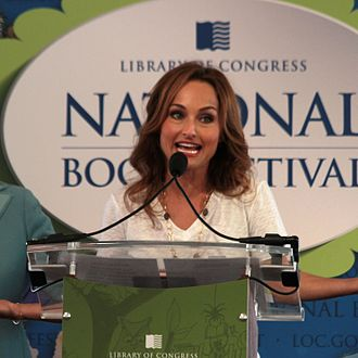 Giada De Laurentiis - Giada de Laurentiis at the National Book Festival, 2013