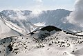 Gifford Pinchot National Forest, Mt St Helens NVM, Mt St Helens in Winter (36338800794).jpg