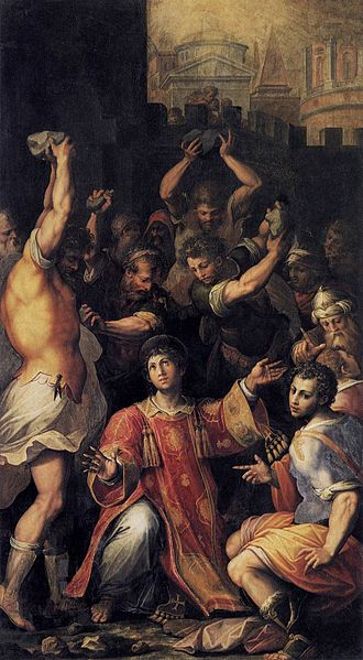 File:Giorgio Vasari - Martyrdom of St Stephen - WGA24291.jpg
