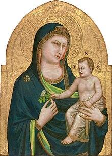 La prière Chrétienne dans PRIERE 220px-Giotto_di_Bondone_086