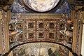Girolamo mazzola bedoli, adorazione dei pastori e figure allegoriche femminili, 1553-57, 02.jpg
