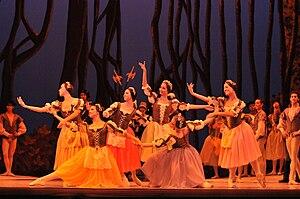 Teresa Carreño Cultural Complex - Ballet Giselle, directed by the Prima Ballerina Assoluta Alicia Alonso