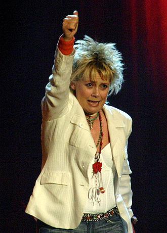Gitte Hænning - Image: Gitte haenning 2005