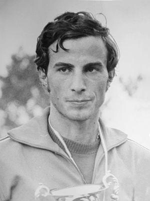 Giuseppe Buttari - Giuseppe Buttari in 1971