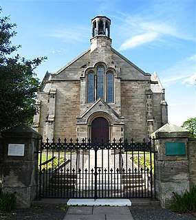 Gladsmuir village in the United Kingdom