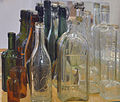 Glasflaschen 20 Jh Museum Senftenberg.jpg