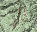 Goat Rocks Wilderness Hike Terrain Map - Flickr - Joe Parks.jpg