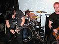 Gojira live - Nachtleben, Ffm - 2009 - JD - 6.JPG