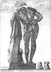 Goltzius, Hendrik - Hercules Farnese - c. 1592.jpg