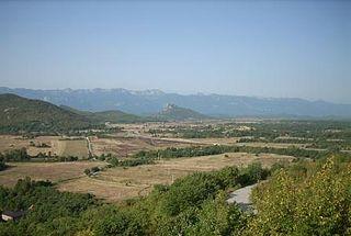 Village in Lika, Croatia