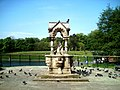 Gothic Fountain, Sefton Park.JPG