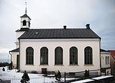 Fil:Gotlands Metodistkyrka Vårdklockan 1 Visby Gotland.jpg