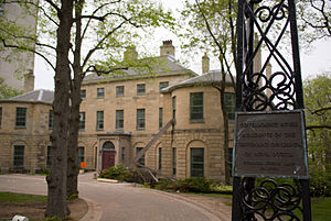 Government House (Nova Scotia) - Government House today