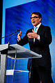 Governor of Texas Rick Perry at Southern Republican Leadership Conference, Oklahoma City, OK May 2015 by Michael Vadon 08 A.jpg