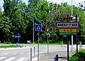 Grésy-sur-Aix - Entrée sud D911.jpg