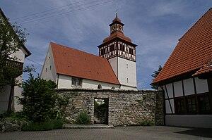 Grabenstetten - Grabenstetten Peter-and Paul-Kirche
