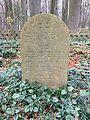 Graffsteen op'n Jöödschen Karkhoff Cuxhoben 02.jpg