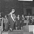 Grand Gala du Disque , Renata Tebaldi tijdens optreden, Bestanddeelnr 914-3535.jpg