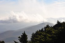 Grandmother Mountain, from atop Grandfather Mountain.jpg
