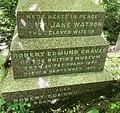 Grave of Robert Edmund Graves in Highgate Cemetery.jpg