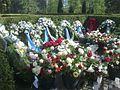 Gravesite of President of Finland Mauno Koivisto (1923-2017), Helsinki, Finland 2.jpg