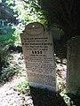 Gravestone of Joseph Emidy - geograph.org.uk - 551182.jpg