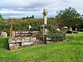 Graveyard, Kirkton of Kingoldrum - geograph.org.uk - 1532624.jpg