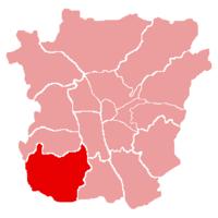 Map of Straßgang