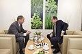 Green Week 2015 Ambassador Emerson and German Agriculture Minister Christian Schmidt at Green Week in Berlin (16154781957).jpg