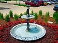 Greenway Station Fountain - panoramio (1).jpg