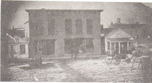 Marshall Ayres Jr. - Image: Griggsville 1847