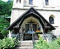 GuentherZ 2010-07-17 0084 Semmering Pfarrkirche zur Heiligen Familie Kriegerdenkmal.jpg