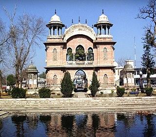 Mardan City in Khyber Pakhtunkhwa, Pakistan