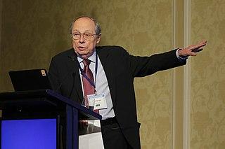 Guillermo Calvo Argentine-American economist