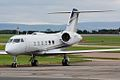 Gulfstream IV, N450JE (3873887139).jpg