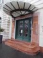 Gundel Restaurant, Queen Elizabeth's Ballroom Entrance, 2018 Városliget.jpg