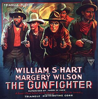 <i>The Gunfighter</i> (1917 film) 1917 American film
