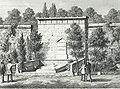 Gustav Täubert - Webers Grabmal um 1845.jpg